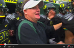 Chip Kelly of the Oregon Ducks